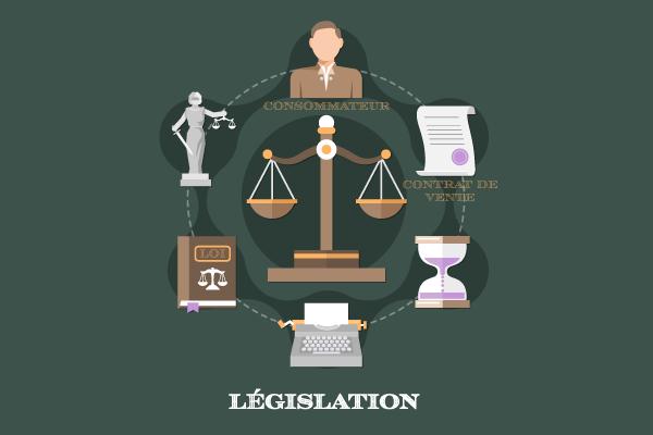 legislation portail automatique