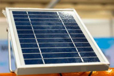 Kit solaire portail