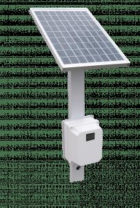 Kit solaire pour portail