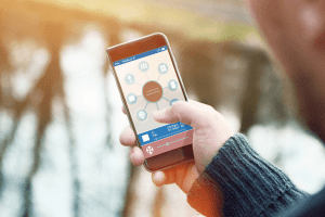 Ouverture portail par smartphone et domotique
